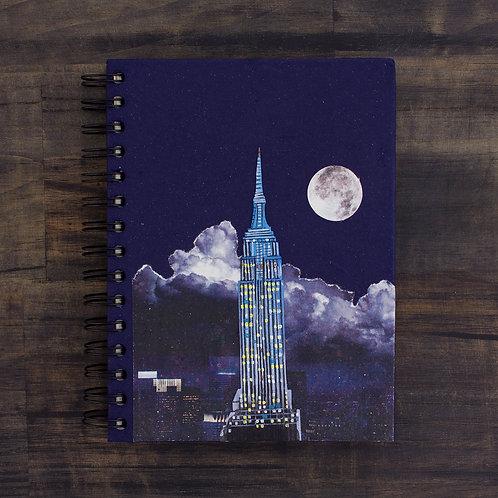 Empire Nights Notebook