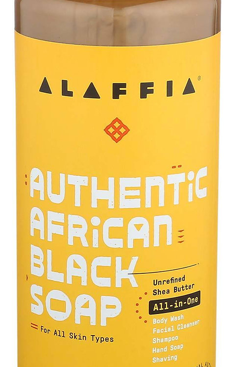 African Black All-in-One 16ou Citrus Ginger