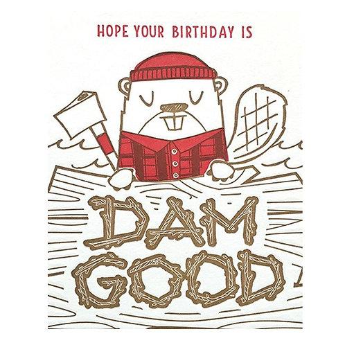 Dam Good Birthday