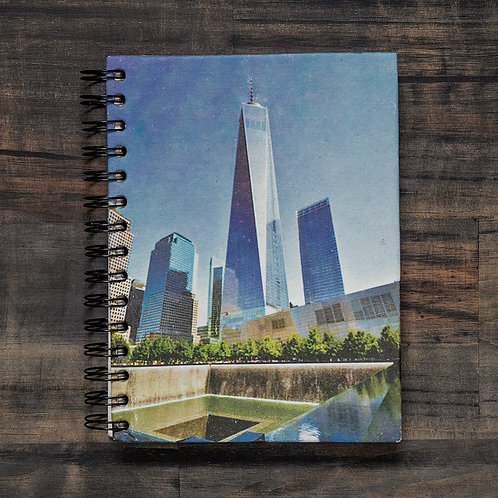 Freedom Tower Notebook