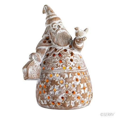 Santa Holiday Lantern