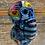 Thumbnail: Navy with Teal Skull
