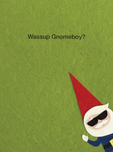Wassup Gnomeboy