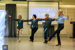 Greek Dansing