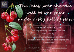 The sour cherry project