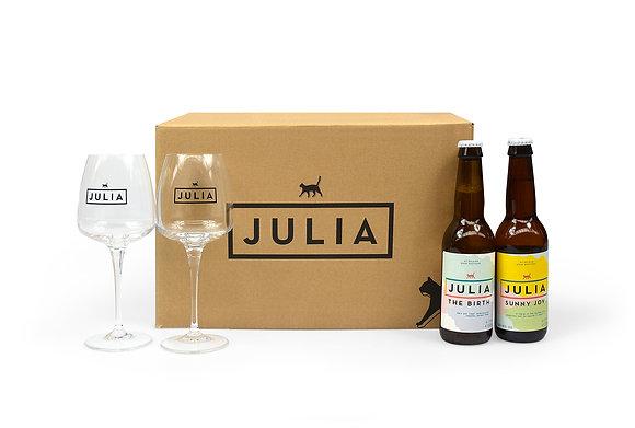 Deluxe Julia box mix