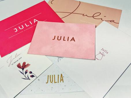 Little Julia's presented