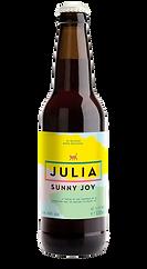 Sunny Joy bottle