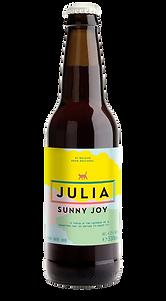 Julia Sunny Joy, beer, bier, apero, aperitif