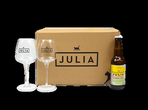 "Normal Julia box 'Sunny Joy"""
