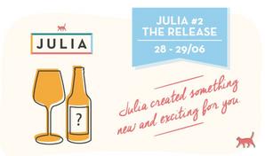 JULIA – The Birth krijgt een zusje