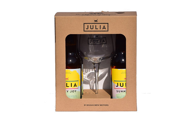 Julia Giftbox 'Sunny Joy'