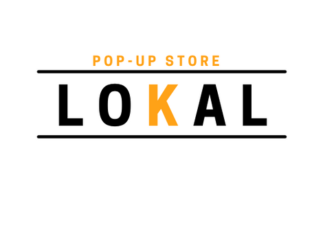 Opening LoKal pop-up store