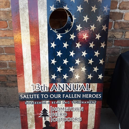 13th Annual Salute to Our Fallen Hero's Cont.