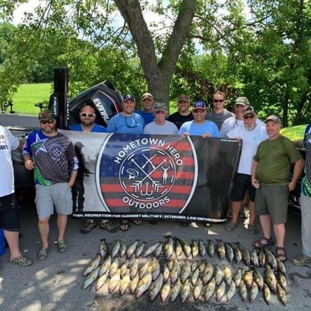 Green Bay Trophy Fishing Trip