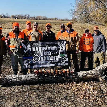 TeamMN- Pheasant Hunt in Appleton, MN