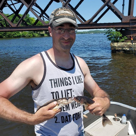 Team WI- Weekend of Fishing