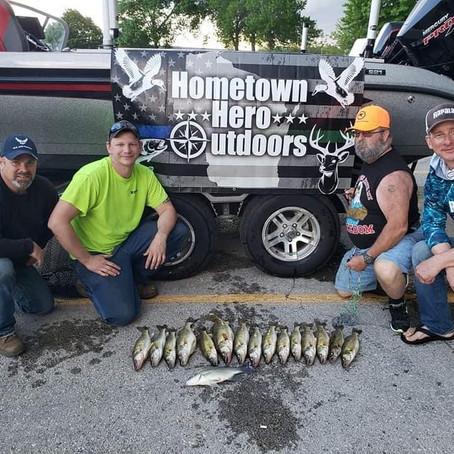 Team WI- Memorial Day Fishin