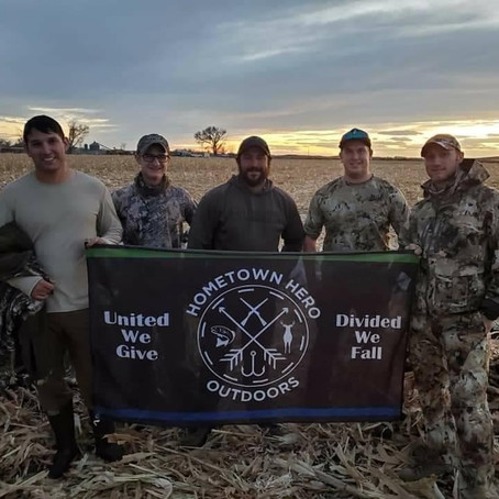 Goose Hunt with TR Outfitters, LLC-Team CO