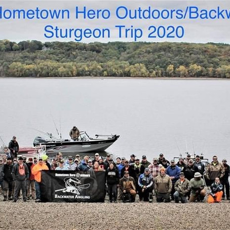 Team MN- 2nd Annual HHO/BWA Sturgeon Event