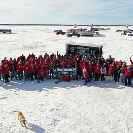 4th Annual LOTW Ice Fishing