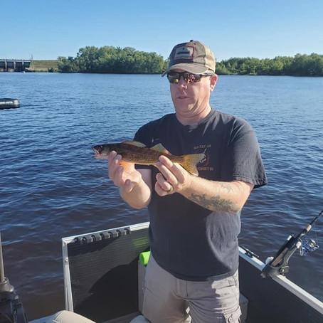 Team WI- River Fishing
