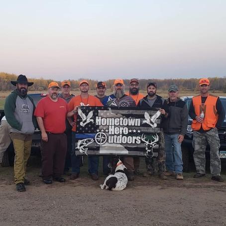 TeamMN- Bader's Pheasant Hunt