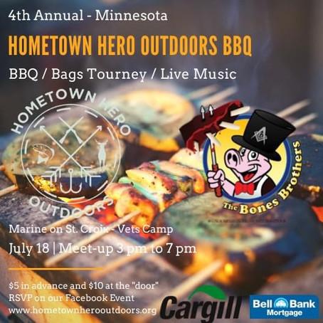 4th Annual MN HHO BBQ