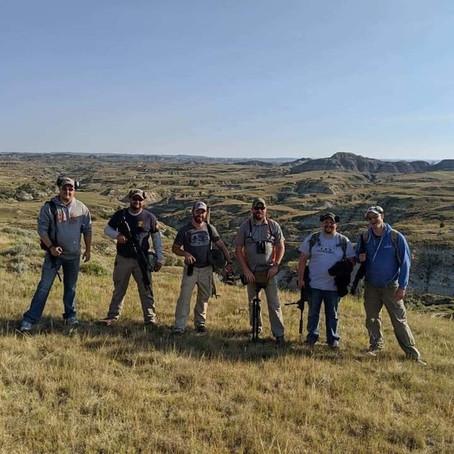 ND Prairie Dogs!