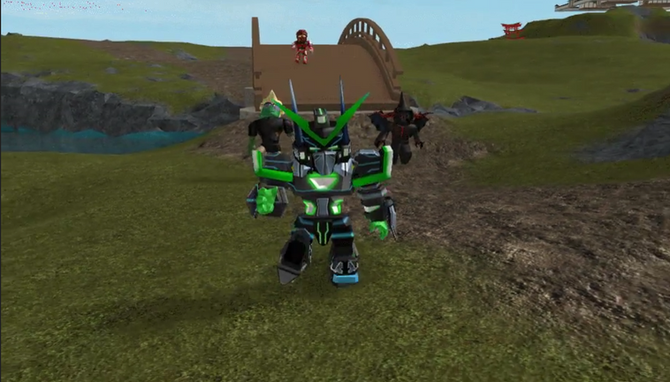 ANIMATIONS AT ROBLOX