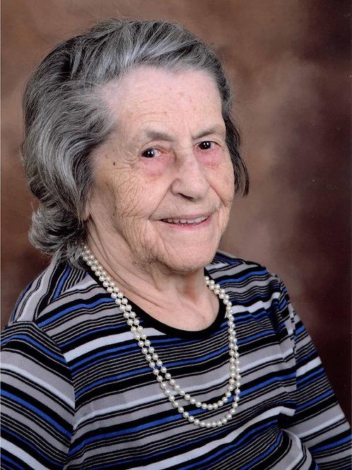 RATTÉ, Lucienne 1924-2020
