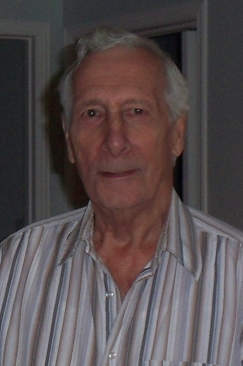 ROCHETTE, Raymond 1929-2021