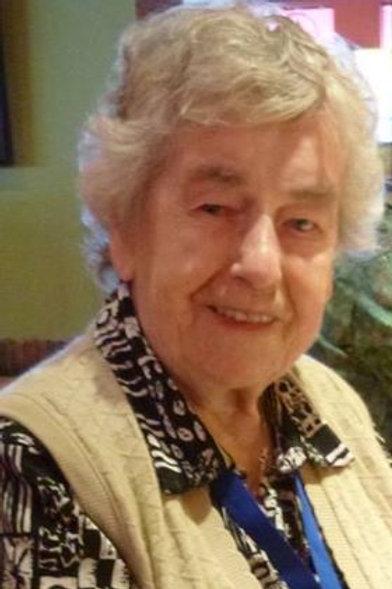 MARTEL, Bernadette 1919-2021