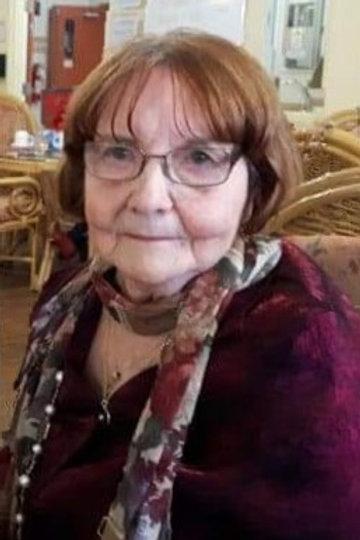 GAGNÉ, Louisette 1935-2020