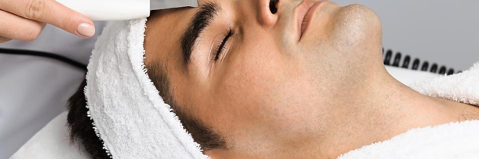 Men's Skincare Treatments At English Ros