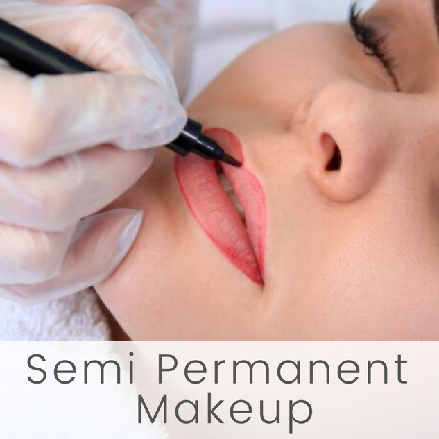 Semi Permanent Makeup at English Rose Be