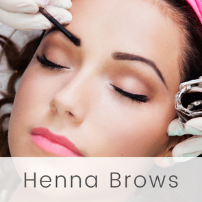 Henna Brows at English Rose Beauty House