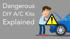 Dangerous DIY Air Con Kits Explained