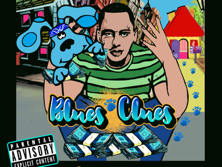"Florida Rap Sensation Fly Gitt Drops ""Blues Clues"" (Single)"
