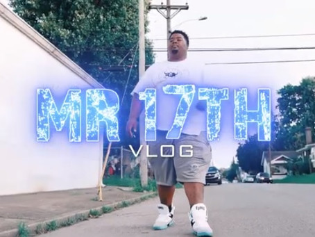 Philly Blocks - Mr. 17th Vlog (Ep.1)