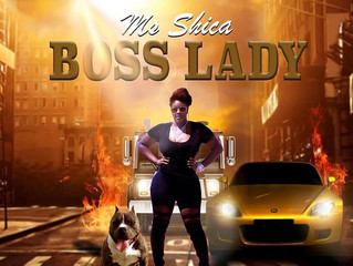 "1st Lady of Rockboy Records Ms Shica Releases New Single ""Boss Lady"" @Shica_Ms"