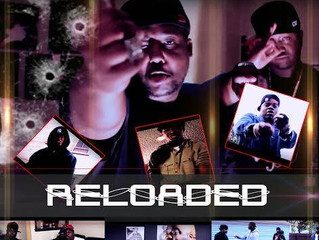 "NEW MUSIC | ROCKBOY GZ @REALROCKBOYGZ ""RELOADED"" & ""SALUTE"""