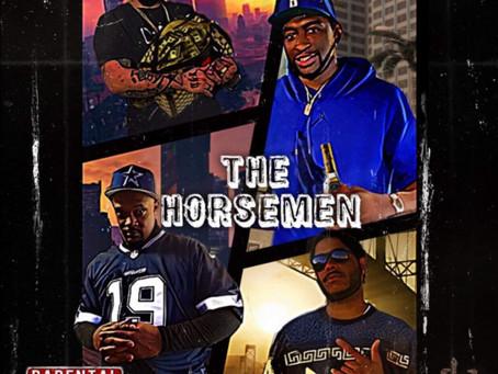 The Horsemen Debut Self-Titled LP