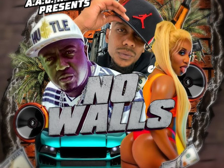 "JLC ""No Walls"" Ft. Crystal Lalucci x Dee Stakz"