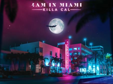 """Killa Cal Drops Visuals For """"4 A.M. In Miami"""""""