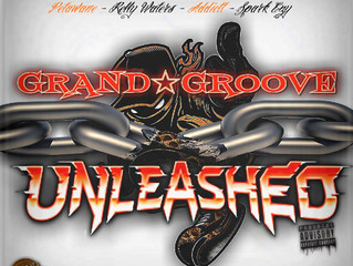 """Grand Groove Unlimited Records Releases New Album """"Grand Groove Unleashed"""" @DTEasyTee"""