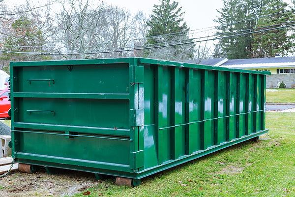 Huk Haulers VA dumpster renta