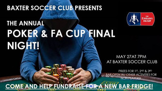 Poker and FA Cup Final