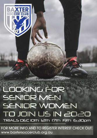 Senior Women Trials TBC