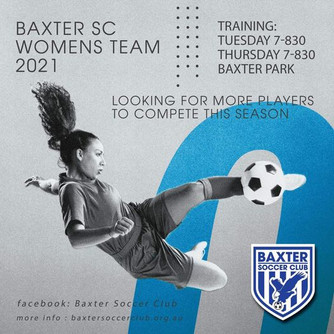 PLAYERS WANTED FOR OUR WOMENS TEAM 2021